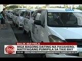 24 Oras: Mga bagong dating na pasahero sa NAIA, matiyagang pumipila sa taxi bay