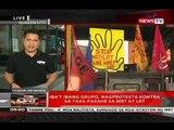 QRT: Dalawang petisyon, inihain sa SC kontra sa taas-pasahe sa MRT at LRT
