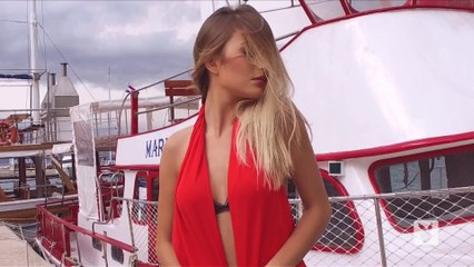 Cavort Seaside in Croatia with Ana Dias and Bianca Gerth