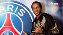 Ronaldinho : « Paris est l'une des meilleures équipes du monde »