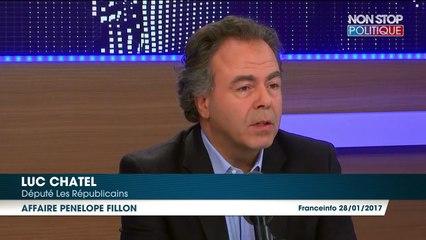 Affaire Penelope Fillon : Luc Chatel ne connaissait pas ses activités d'attachée parlementaire