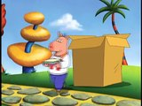 Maggie And The Ferocious Beast - 36 - Rudy, Rudy, Rudy Friendship Day The Contraptio