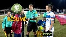 Clermont Foot - AJ Auxerre (0-1)  - Résumé - (CF63-AJA) / 2016-17