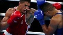 Tony Yoka refoulé d'un championnat de boxe