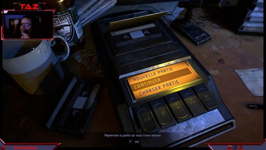[FR] Taz retourne sur Resident Evil pour votre plus grande frayeur !! [28/01/17]