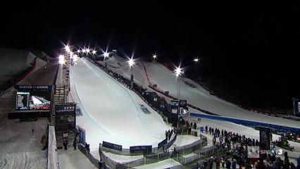 X-Games - Snowboard Big Air - Marcus Kleveland s'offre une première