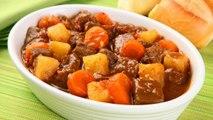 Como cozinhar carne com legumes - Receita de Picadinho de carne com legumes