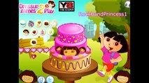 Dora The Explorer Cake Decorations Game Dora The Explorer Cake Decorating Games Online