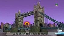 London Bridge is falling down | London Bridge | Nursery Rhymes | Kids songs| Videos songs|artnutzz