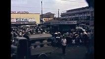 Chợ An Đông & Trong nhà ga phi trường Tân Sơn Nhứt, Sài Gòn tháng 1 & 2 năm 1968