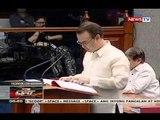 QRT: Sen. Alan Peter Cayetano at Sen. JV Ejercito, nag-withdraw bilang mga author ng BBL sa Senado