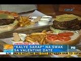 Kalye Sarap for Valentine's in Quezon City | Unang Hirit