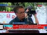 NTVL: Sec. Roxas, nagtalumpati sa harap ng PNP SAF members kaugnay ng Mamasapano encounter