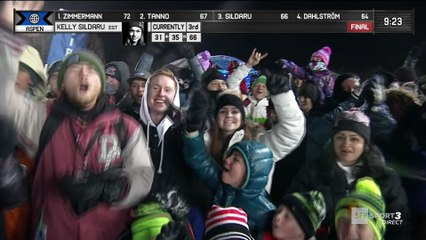 X-Games - Ski Big Air- Lisa Zimmerman, reine du Big Air