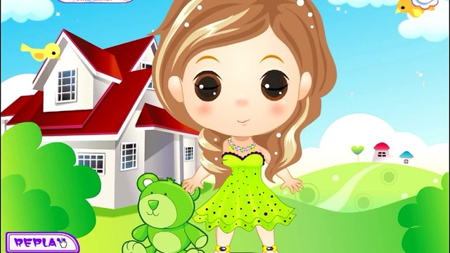 Play Pretty Baby Doll Game Now Playing Baby Girls Games