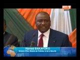 Visite d'Etat du President Ouattara dans la région des Savanes: des ministres à la réunion d'echange
