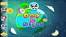 Baby Pandas Night and Day | Kids learn Daily and Night Routines BabyBus Kids Games & Song