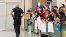Суд Нью-Йорка разрешил мигрантам временный въезд в США вопреки указу Трампа