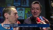 Festival d'Angoulême : deux Belges lauréats du prix du meilleur album BD
