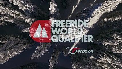 13th place Oli Allen - ski men - Verbier Freeride Week 2* #3 2017