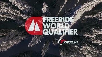 6th place Alexander Hooftman - ski men - Verbier Freeride Week 2* #3 2017
