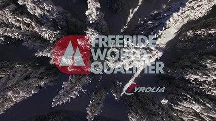 8th place Emil Stegfeldt - Ski Men - Verbier Freeride Week 2* #3 2017