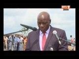 Le Premier ministre Duncan lance les travaux de construction du château d'eau de N'dotré
