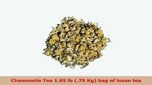 Chamomile Tea 165 lb 75 Kg bag of loose tea ad1f01b5