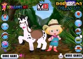 Dora the Explorer Dora lExploratrice episode en francais Dora Pony DressUp Dora the Explorer EgTKm