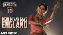 Mere Miyan Gaye England - Rangoon [2017] Song By Rekha Bhardwaj FT. Shahid Kapoor & Saif Ali Khan & Kangana Ranaut [FULL HD]