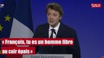 REPLAY. « François, tu es un homme libre, au cuir épais » encense François Baroin