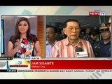 BT: Sen. Juan Ponce Enrille, wala pang planong pormal na hilinging ma-house arrest na lang siya