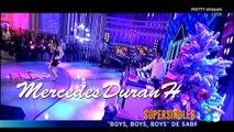 Mercedes Duran y Anabel Dueñas cantan 'BOYS, BOYS, BOYS'