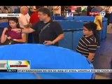 BT: Aabot sa 200 koi fish, isinabak sa Philippine National Koi Show
