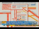 Roads near Manila's tourist spots closed to cars for tourism | Unang Hirit