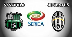 Sassuolo 0 X 2 Juventus All Goals Italy - Serie A 29/1/2017