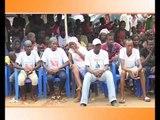 Municipales à Attécoubé: Meeting du Prof Sega Sangaré, candidat du RDR à Attécoubé