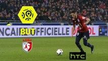But Yassine BENZIA (38ème) / Olympique Lyonnais - LOSC - (1-2) - (OL-LOSC) / 2016-17