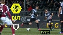 But Flavien TAIT (25ème) / Angers SCO - FC Metz - (2-1) - (SCO-FCM) / 2016-17