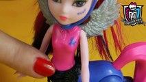 Mattel - Monster High - Fright-Mares - Pyxis Prepstickings - TV Toys
