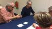 Début du dépouillement des bulletins de vote à la salle Desjardins, à Angers