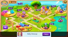 Messy Summer Camp Adventures TabTale Gameplay app android apps apk learning education