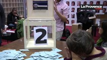 Primaires citoyennes : le dépouillement continue à Marseille