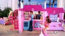 Mattel - Barbie - Casa Vacanze Glam