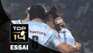 TOP 14 ‐ Essai Teddy THOMAS (R92) – Lyon-Racing 92 – J17 – Saison 2016/2017