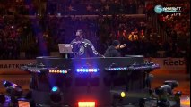 Snoop Dogg opens the NHL All Star event with no f**** given