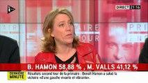 """""""On est content que Valls dégage!"""": La porte-parole de Jean-Luc Mélenchon déclenche la colère de celle de Manuel Valls"""