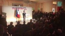 La fin du discours de Valls, non diffusée par les chaînes info