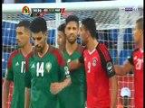 بالفيديو .. إحتفالات لاعبى المنتخب المصرى و احزان لاعبى المغرب بعد إنتهاء المباراة