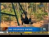 Fun in full swing with 360-degree swing! | Unang Hirit